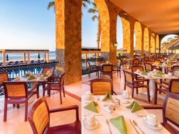 cafe Solaris at Royal Solaris Los Cabos